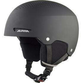 Alpina Zupo Ski Helmet Kids, negro